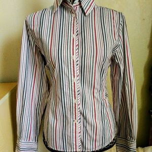"""""""Fdj French Dressing"""" Button Down Size 12"""